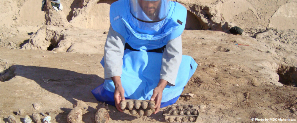 The Convention on Cluster Munitions